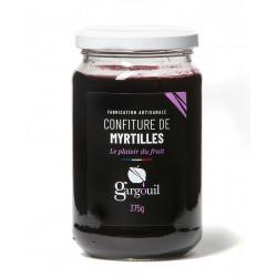 Confiture de myrtilles 375 gr